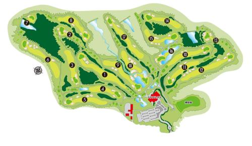 石坂ゴルフ倶楽部コース