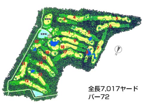 鳴沢ゴルフ倶楽部