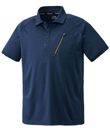 MOVE ACTIVE(ムーブアクティブ) STRETCH(ストレッチ)半袖ポロシャツ