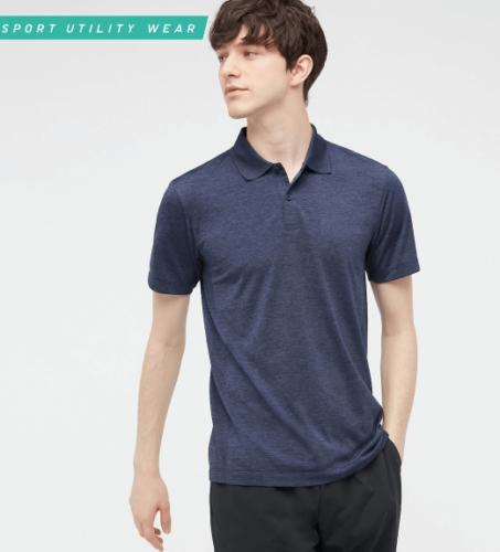 ドライEXポロシャツ(半袖)